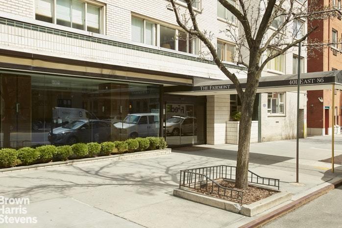 The Fairmont Manor, 401 E 86th St #16G Yorkville, Manhattan